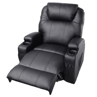 Cavendish Dual Motor Riser Recliner Chair - Footrest Fully Extended