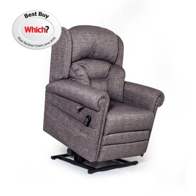 Cullingworth Riser Recliner Chair with Powered Headrest and Lumbar