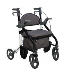 Fusion walker wheelchair 2 in 1