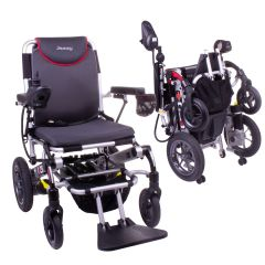 I-Go+ Powerchair suspension and high range