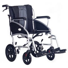 Ultra lightweight wheelchair with brakes ECTR08
