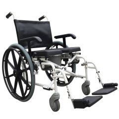 Self Propel - Wheeled shower commode chair
