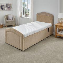 Sutton Adjustable Electric Bed Single 3ft Pocket Mattress