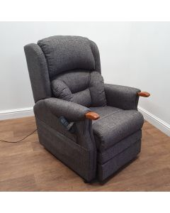 Hartington dual motor Riser Recliner Chair with knuckles