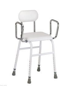 All purpose Adjustable Perching stool