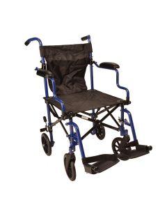 Wheelchair in a bag lightweight and folding ECTR05