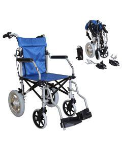 PowerCruise wheelchair powerpack combo - Set Up