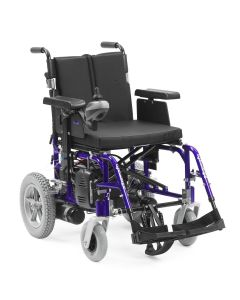 Enigma Electric Wheelchair - Purple