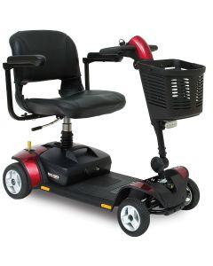 Pride GoGo Elite Traveller LX Mobility Scooter 12 amp