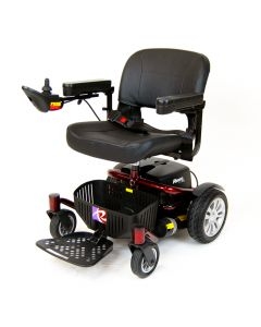 Reno II Powerchair - Red