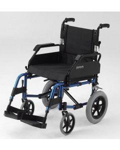 Roma 1500 Wheelchair Lightweight Self Propel - Blue