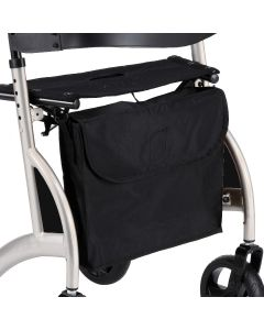 Replacement bag for rollators with X frame