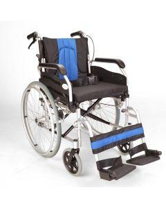 Self propel narrow wheelchair with handbrakes ECSP01-16