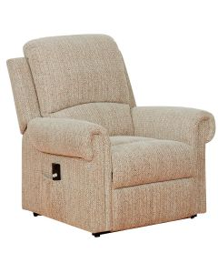 Tetbury Single Motor Electric Rise and Recliner Chair -