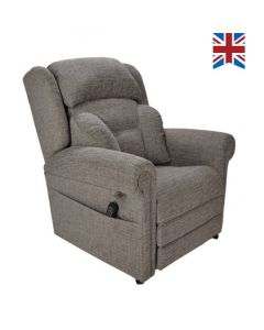 Cullingworth Petite Riser Recliner Chair with Powered Headrest and Lumbar