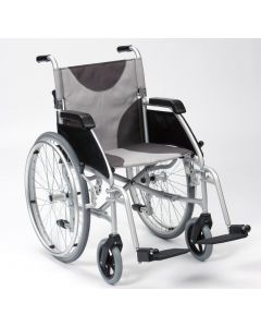 "Enigma extra wide lightweight wheelchair Self Propel 20"" seat"