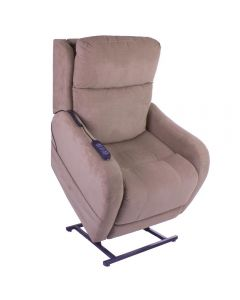 Brookfield Winged Dual Riser Recliner Chair with large castors - Risen