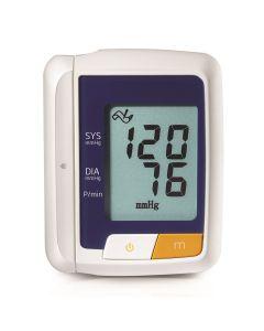 Digital LCD Electronic Pulse / Blood Pressure Monitor – Wrist Model