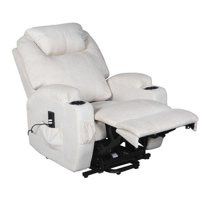 Fine Cavendish Electric Recliner Chair Heat Massage Pabps2019 Chair Design Images Pabps2019Com