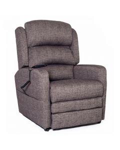 Bracken dual motor riser recliner chair - Made in the UK