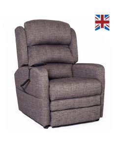 Bracken Riser Recliner Chair with Dual Motors and USB Connectivity