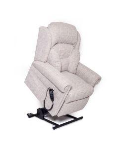 Braithwaite Tilt in space dual motor British made riser recliner chair