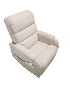 Pride C1 Dual motor riser recliner fresh fabric
