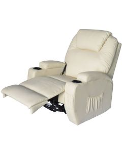 Cavendish Manual Recliner Chair with Heat/Massage
