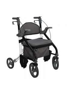 Fusion walker wheelchair 2 in 1