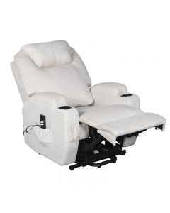 Cavendish Electric Recliner Chair + Heat/Massage