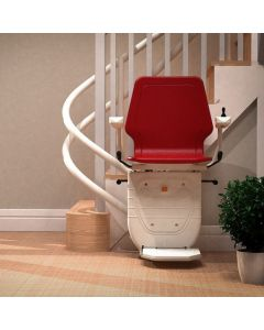 Fenetic Bespoke Curved Stairlift