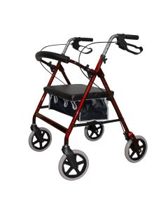 Heavy Duty Rollator/Bariatric Walking Frame