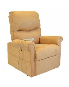 Pride LC107 sand Dual Motor Rise Recline Armchair