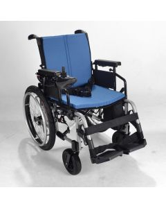 Rocket Electric Wheelchair/Powerchair With Self Propel Wheels