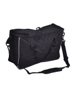 Replacement zip bag for rollators / walker with X shape frame