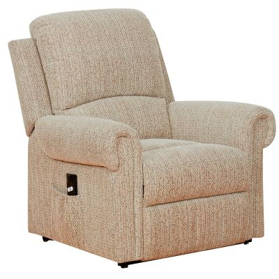 Tetbury Single Motor Electric Rise and Recliner Chair