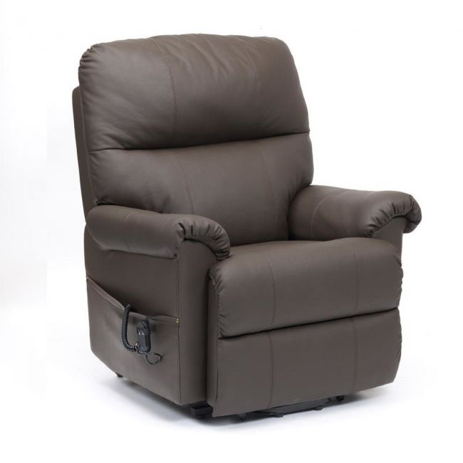 Leather Electric Riser Recliner Chair Recliner Chairs