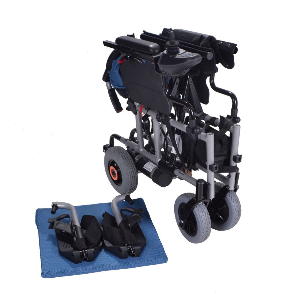 Are Folding Wheelchairs Easy To Move?