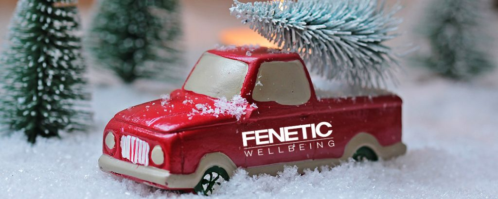 Merry Christmas From Fenetic!