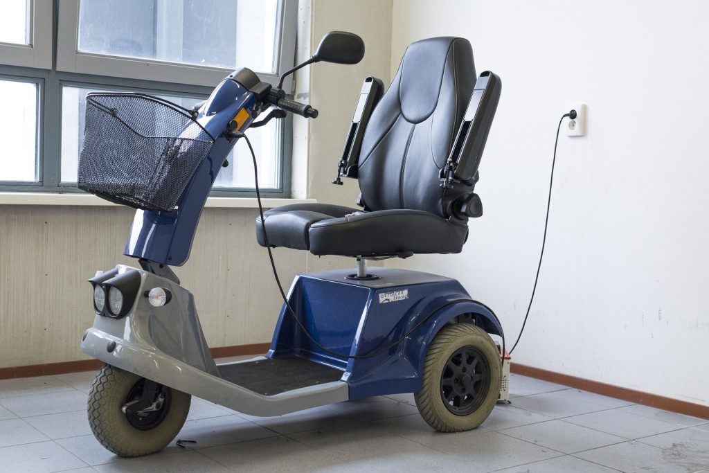 Do I Qualify For A Mobility Scooter?