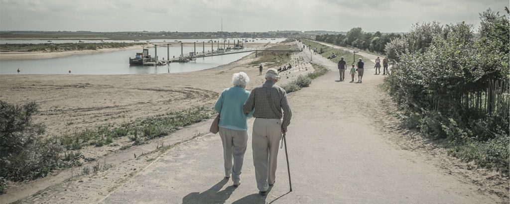 4 Keys to Healthy Ageing