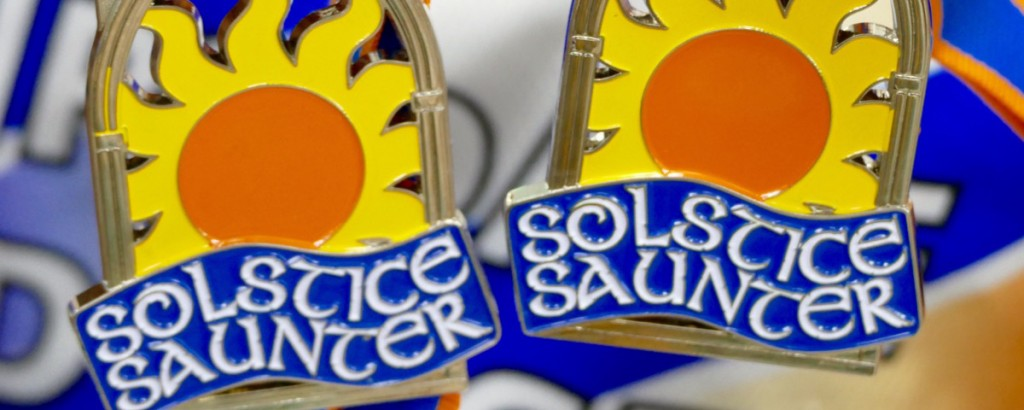Solstice Saunter for Sue Ryder Manorlands Hospice