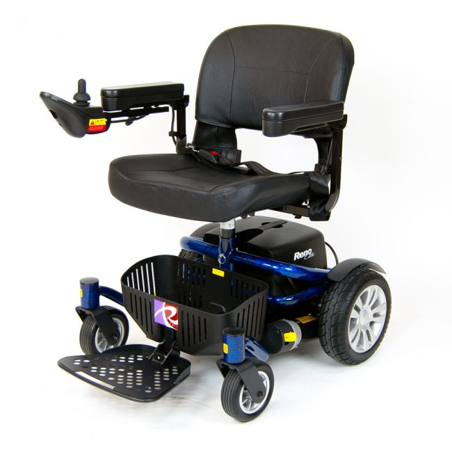 Our Guide to Powered Wheelchairs