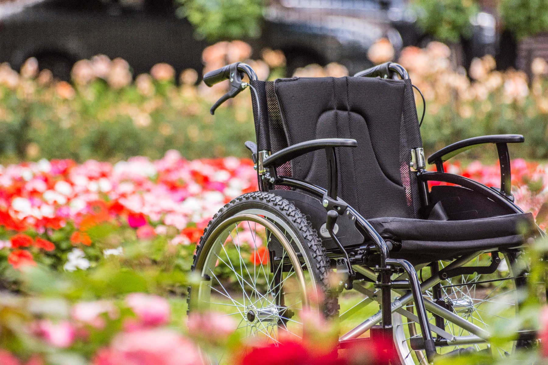 Fenetic Offroad Wheelchair
