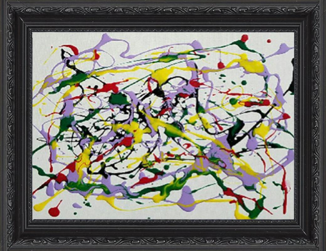 Luke Haigh - A Splash of Colour