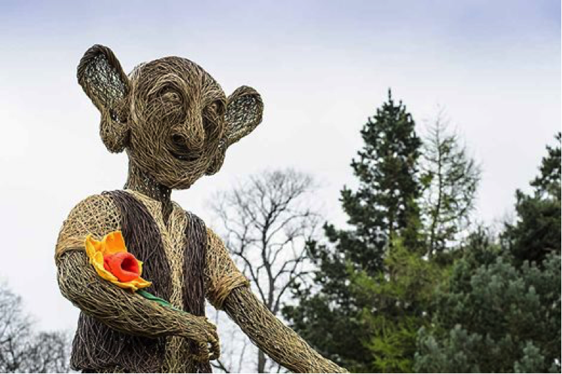 Willow BFG Statue