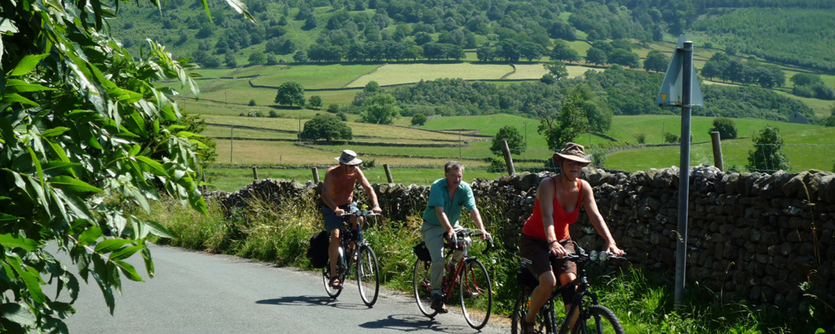 Beautiful Cycle Routes Yorkshire