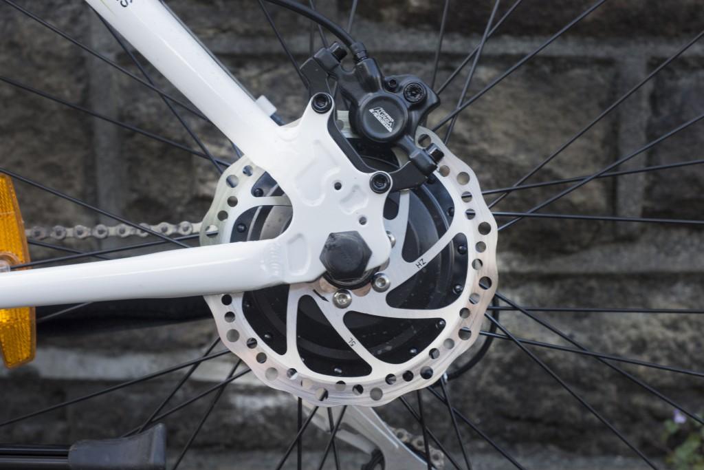 Fenetic Sprint Rear Wheel