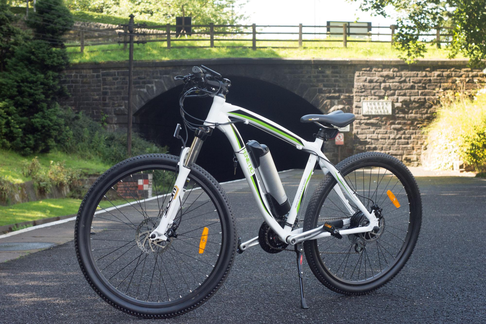 Fenetic Sprint electric mountain bike