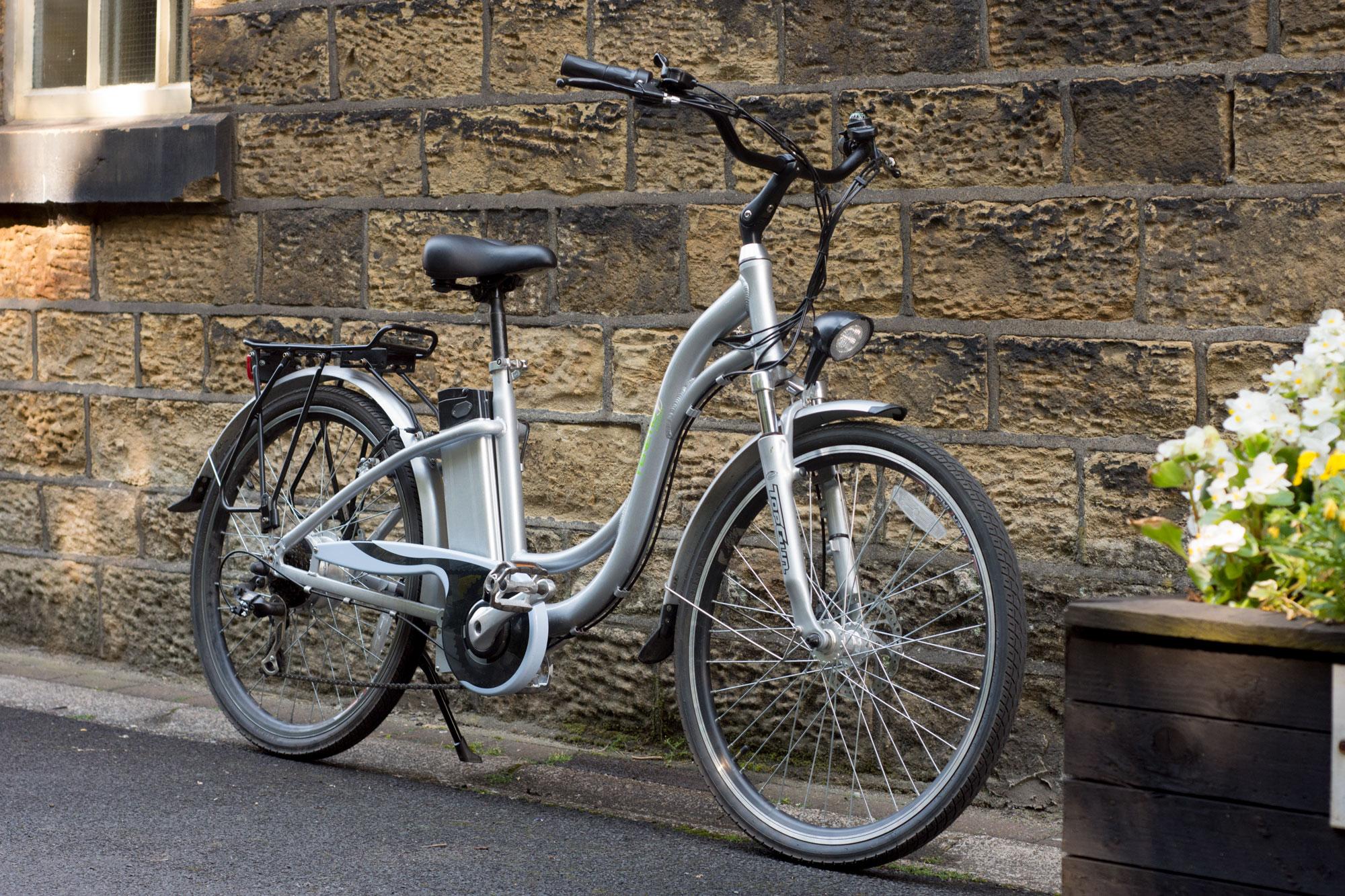 Fenetic Energy step through electric bike